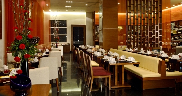 Fortune Select Global Hotel Gurgaon Restaurant