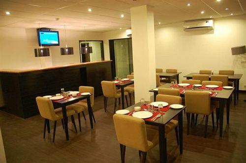 Executive Residence Hotel Gurgaon Restaurant