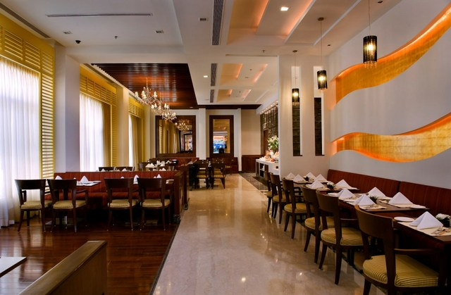 Park Inn Hotel Gurgaon Restaurant