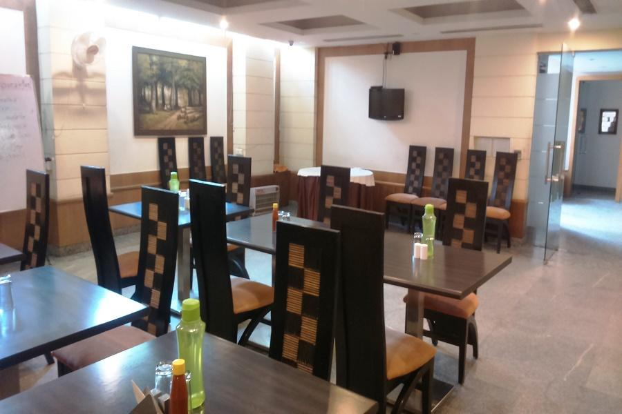 Green Earth Guest House Gurgaon Restaurant