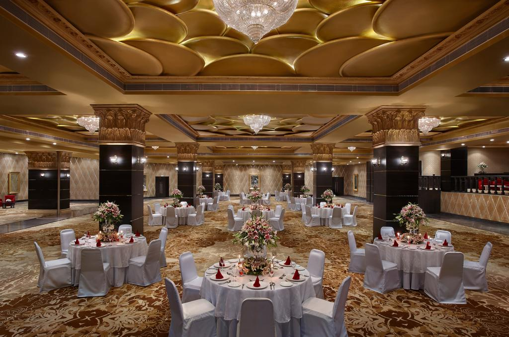 The Galaxy Hotel And Spa Gurgaon Restaurant