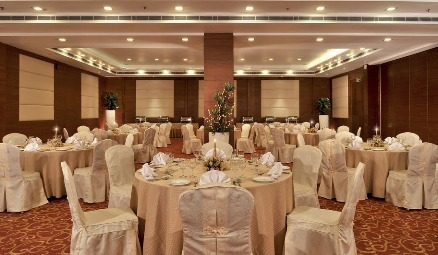 Altis Hotel Gurgaon Restaurant