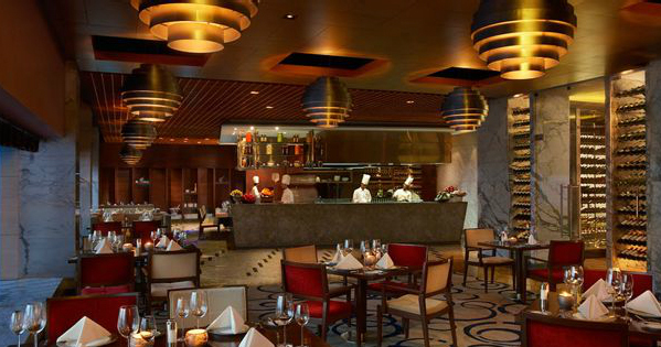 The Leela Kempinski Hotel Gurgaon Restaurant