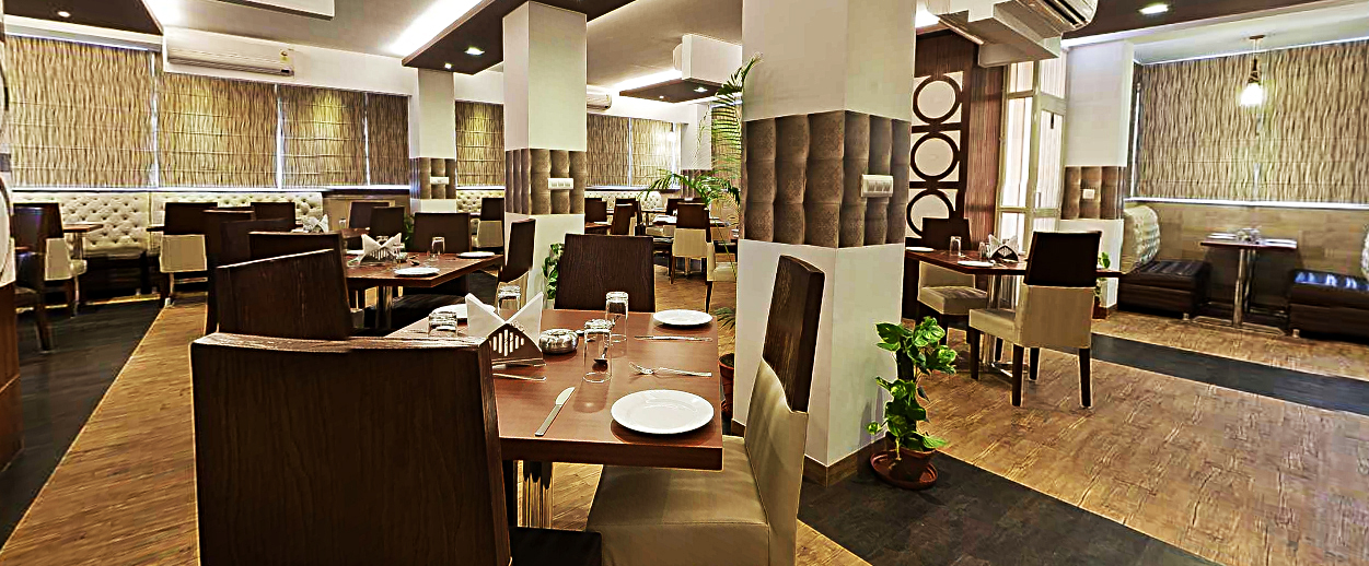Royal Ramiro Residency Hotel Gurgaon Restaurant