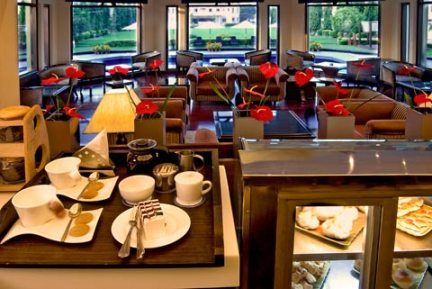Heritage Village Resort and Spa Gurgaon Restaurant