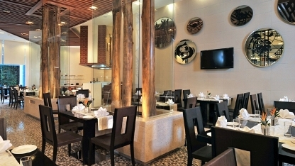 Fortune Select Excalibur Hotel Gurgaon Restaurant