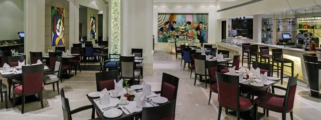 Vista Park Hotel Gurgaon Restaurant