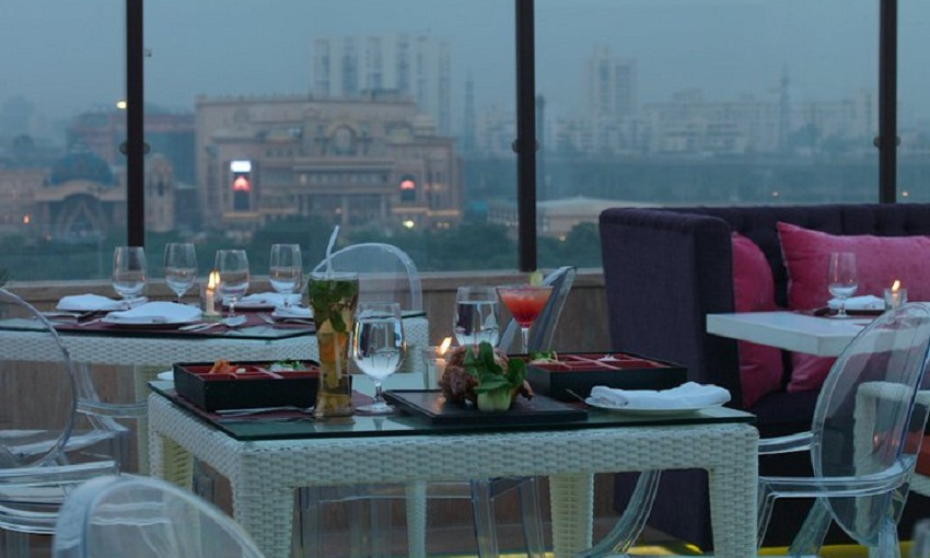 Citrus Hotels Gurgaon Central Gurgaon Restaurant