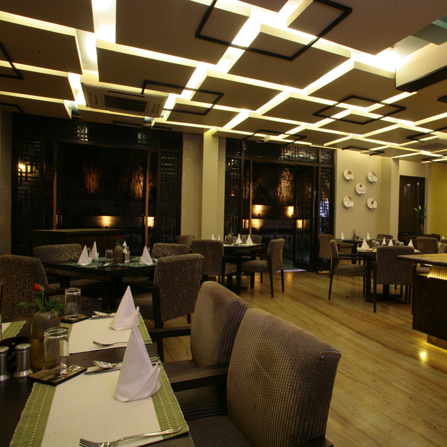 Justa The Residence Hotel Gurgaon Restaurant