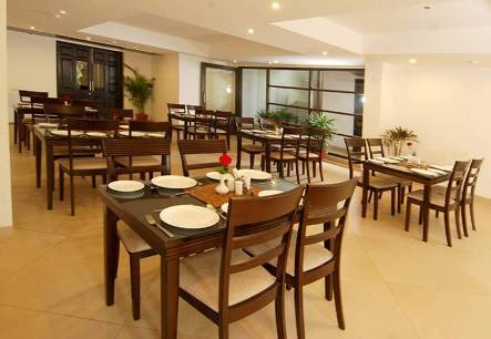 White Lotus Hotel Gurgaon Restaurant