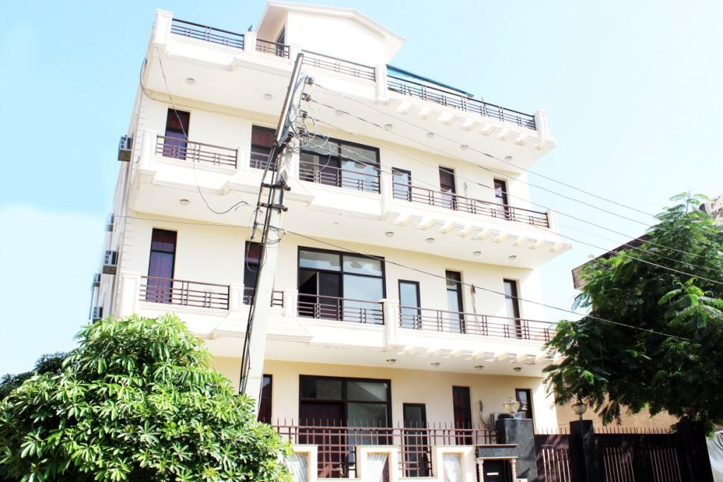563 Residency Hotel Gurgaon