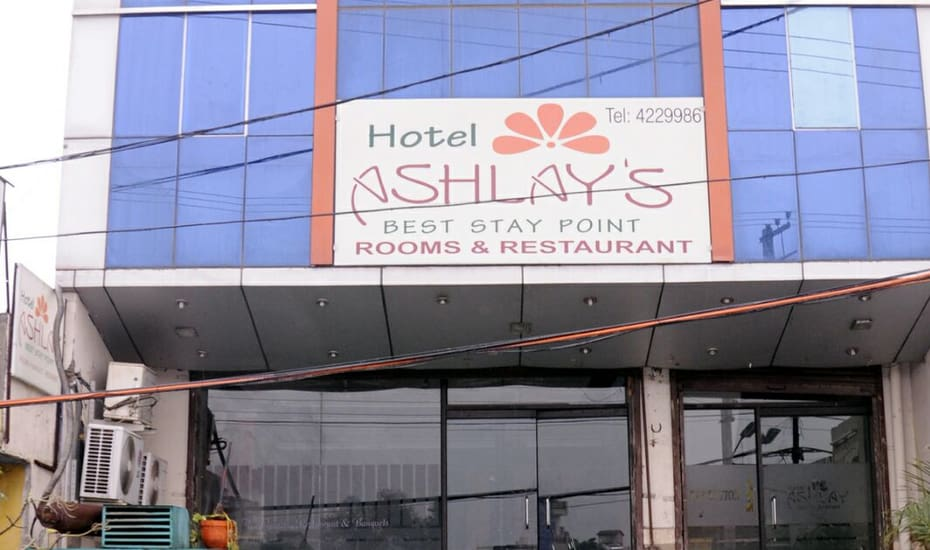 Ashlays Hotel Gurgaon