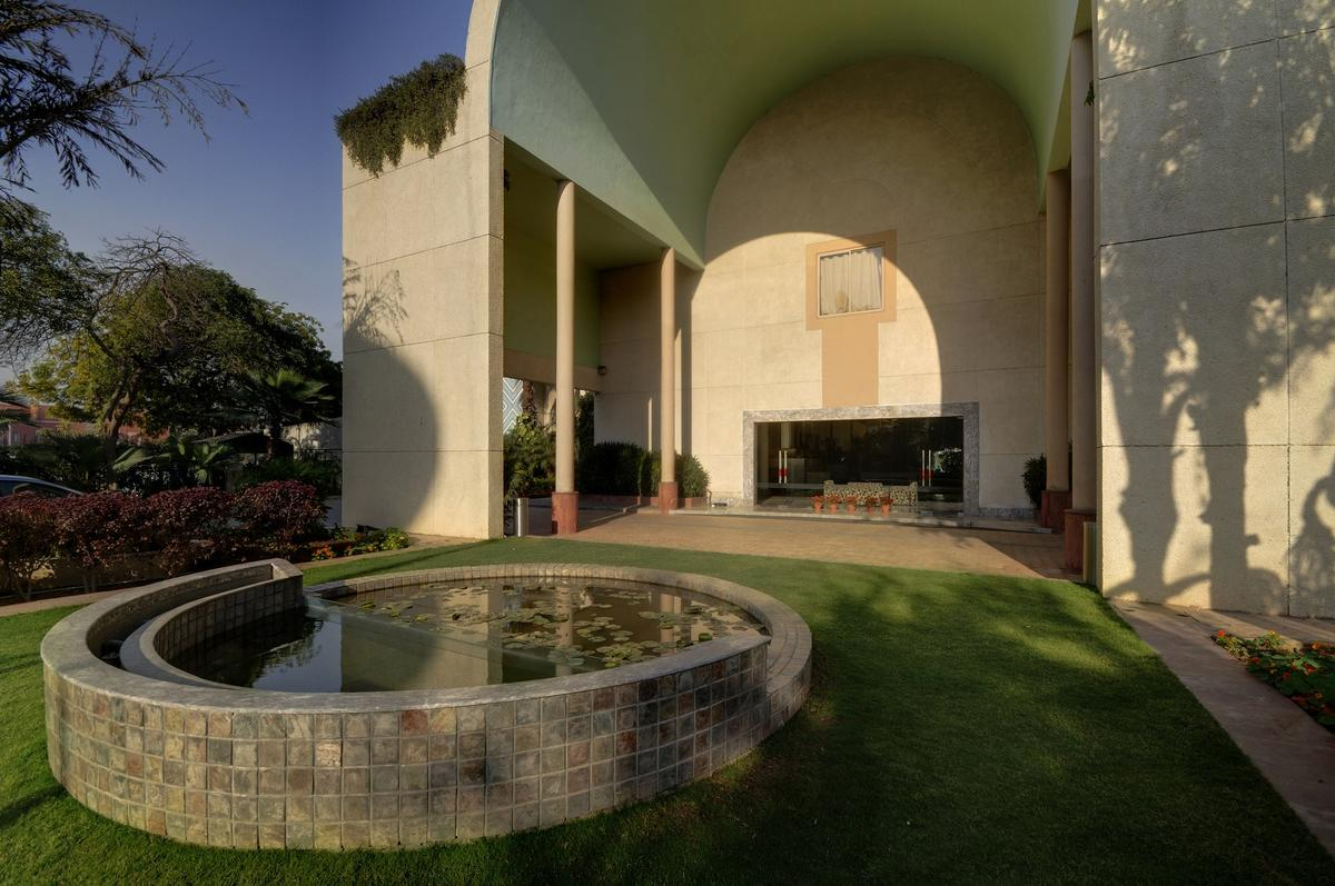 Club Patio Hotel Gurgaon