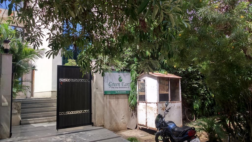 Green Earth Guest House Gurgaon