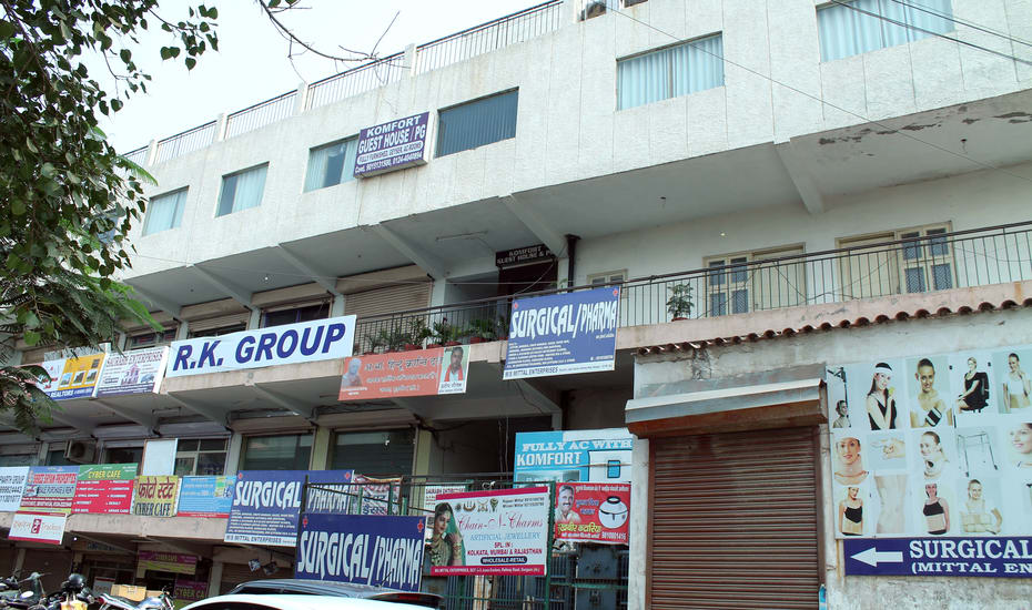 Komfort Guest House Gurgaon