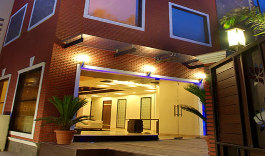 Lotus Panache Guest House Gurgaon