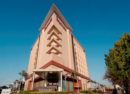 Ramada Gurgaon Central Hotel Gurgaon