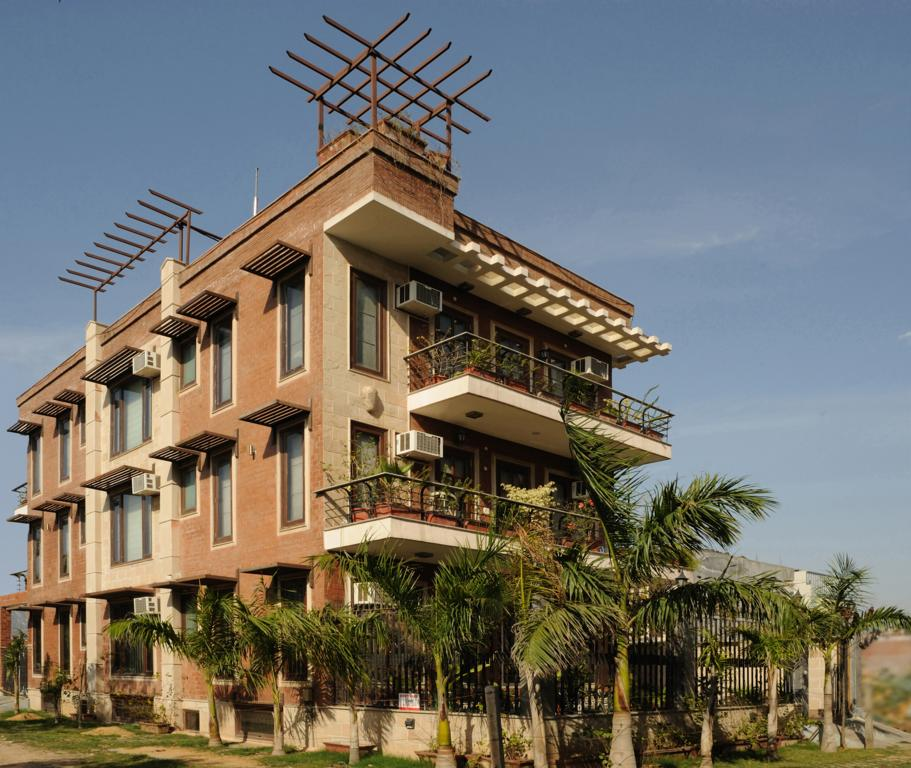 Red Brick Villa Gurgaon
