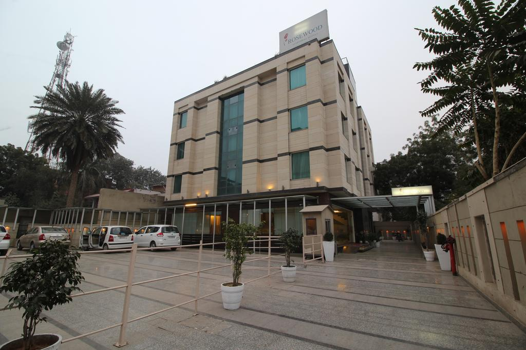 Rosewood Apartment Hotel Gurgaon