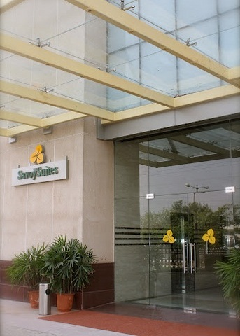 Savoy Suites Hotel Gurgaon