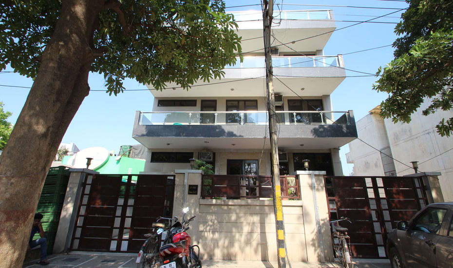 The Grace Residency Hotel Gurgaon