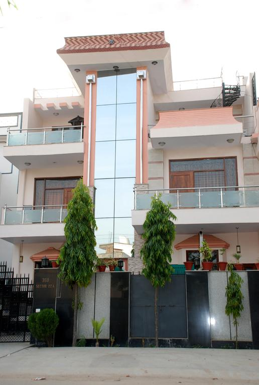 The Lybranth Residency Hotel Gurgaon