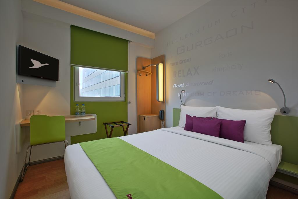 Formule 1 hotel gurgaon rooms rates photos reviews for Booking formule 1 hotel